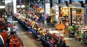 Visit Pybus Public Market, A Uniquely Impressive Farmers Market In Washington
