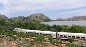 You'll Absolutely Love A Ride On Oklahoma's Majestic Mountain Train This Summer