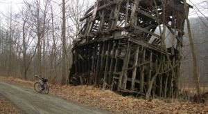 These 6 Trails Around Pittsburgh Will Lead You To Extraordinary Ruins