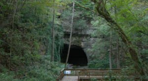 You Absolutely Must Visit This Unique Cave Hiding In Alabama This Summer