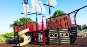 10 Amazing Playgrounds Near Washington DC That Will Make You Feel Like A Kid Again