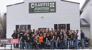 A Charming Restaurant In The Heart Of Farm Country, Crawfish Junction Is A Wisconsin Dream