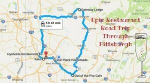 This Epic Restaurant Road Trip Through Pittsburgh Will Satisfy Your Stomach