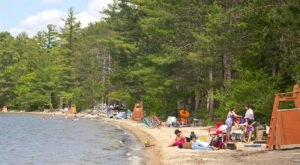 The Underrated New Hampshire Lake That's Perfect For A Summer Day
