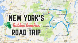 The Hidden Beaches Road Trip That Will Show You New York Like Never Before
