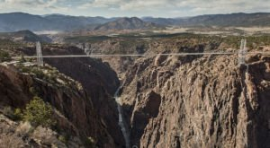 The Terrifying Bridge Near Denver That Will Make Your Stomach Drop