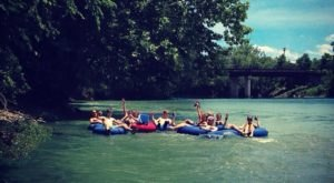 There's Nothing Better Than Cincinnati's Natural Lazy River On A Summer's Day