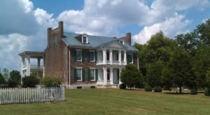 The Story Behind Nashville's Most Haunted House Will Give You Nightmares