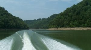 The Underrated Lake Near Nashville That's Perfect For A Summer Day