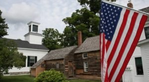 Take A Step Back In Time In This Historic Vermont Town That's Perfectly Preserved