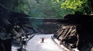 Rush Down A Rock Slide At Big Canoe, A Must-Visit Summer Destination In Georgia