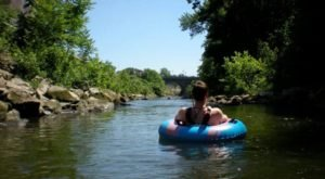 8 Lazy Rivers In Ohio That Are Perfect For Tubing On A Summer's Day