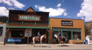 The Oldest General Store Near Denver Has A Fascinating History