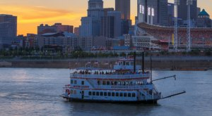 The Riverboat Cruise In Ohio You Never Knew Existed