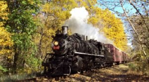 This Wine-Themed Train In New Jersey Will Give You The Ride Of A Lifetime