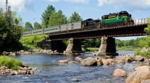 You'll Absolutely Love A Ride On New York's Majestic Mountain Train This Summer