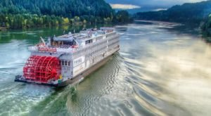 The Riverboat Cruise In Washington You Never Knew Existed