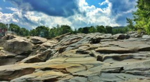 One Of The Oddest Geological Wonders Is Located Right Here In Massachusetts