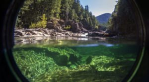 This Secret Spot Might Be The Most Magical Swimming Hole In Oregon