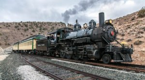 The Nevada Wine Railroad Tour You'll Absolutely Love