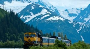 This Beer Train In Alaska Will Give You The Ride Of A Lifetime