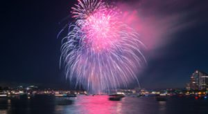You Won't Want To Miss These Incredible Fireworks Shows Around San Francisco This Year