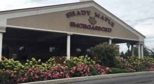 Indulge In A Delicious All-You-Can-Eat Dining Experience At Shady Maple Smorgasbord In Pennsylvania