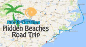 The Hidden Beaches Road Trip That Will Show You North Carolina Like Never Before