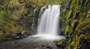 There's A Lovely Waterfall Park Hiding In Oregon And You'll Want To Visit