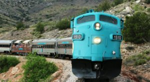 Verde Canyon Railroad's Wine-Themed Train Ride Is A Delicious Way To See Arizona