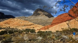 The Hiking Trail Hiding In Nevada That Will Transport You To Another World