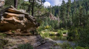 The Hiking Trails On The Mongollon Rim In Arizona Will Transport You To Another World