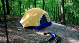 This Amazing Indiana Campground Is The Perfect Place To Pitch Your Tent