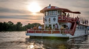 The Riverboat Cruise In Pennsylvania You Never Knew Existed