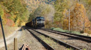 You'll Absolutely Love A Ride On Massachusetts' Majestic Mountain Train This Summer