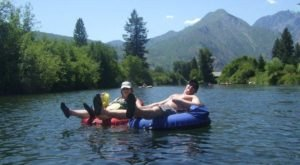 6 Lazy Rivers In Washington That Are Perfect For Tubing On A Summer's Day