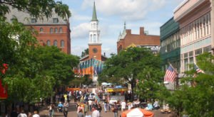 These 7 Towns In Vermont Are Perfect For A Day Trip