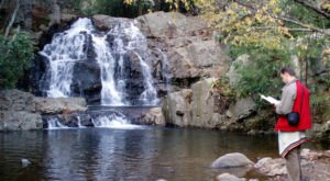 5 Waterfall Swimming Holes In Pennsylvania That Are Ideal For A Summer Adventure