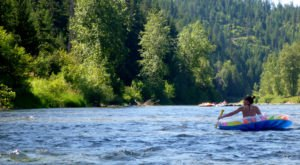 5 Lazy Rivers in Idaho That Are Perfect for Tubing on a Summer's Day
