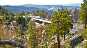 The Scariest Bridge In Utah Will Make Your Stomach Drop