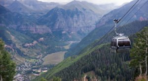 You'll Love This Amazing Tram Ride That Takes You High Above Colorado