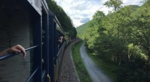 You'll Absolutely Love A Ride On Pennsylvania's Majestic Mountain Train This Summer