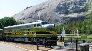 You'll Absolutely Love A Ride On Georgia's Majestic Mountain Train This Summer
