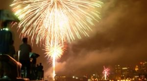 You Won't Want To Miss These Incredible Fireworks Shows In Maryland This Year