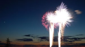 You Won't Want To Miss These Incredible Fireworks Shows Near Nashville This Year