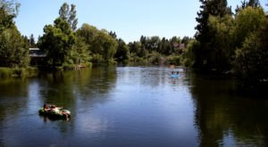 6 Lazy Rivers In Oregon That Are Perfect For Tubing On A Summer's Day