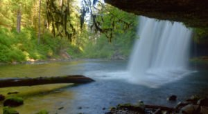 The Hiking Trail Hiding In Oregon That Will Transport You To Another World