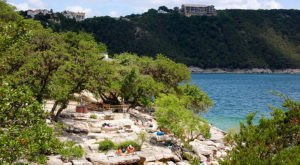 The Austin Beach That's Unlike Any Other In The World