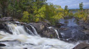 The Magnificent Minnesota Hike That Leads To A Little-Known Waterfall