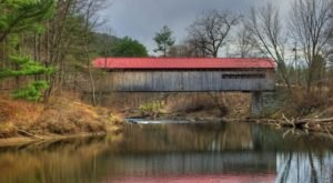 You'll Absolutely Love This Charming Covered Bridge Tour Of New Hampshire